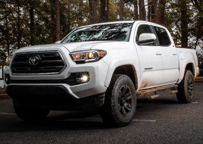 Exterior Photo of the Tacoma XP Maverick