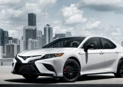 Exterior Photo of the Camry XP